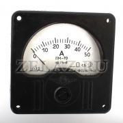 Амперметр ПМ-70 - вид спереди