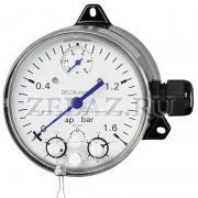 Манометры дифференциального давления с микропереключателями DPGS40TA - фото