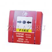 Извещатель пожарный ручной SPR-1L - фото