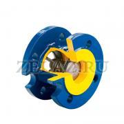 Клапан обратный подпружиненный межфланцевый арт. 407 ZETKAMA - фото