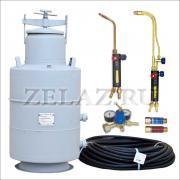 Комплект № 2А для ацетилено-кислородной резки и пайки фото 1