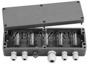 Балансировочная клеммная коробка-сумматор KRK-4 - фото