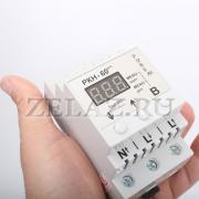 РКН-60pro реле контроля напряжения - общий вид