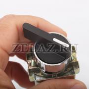 XB2-BJ33 Кнопка поворотная 3-х позиционная - фото №1