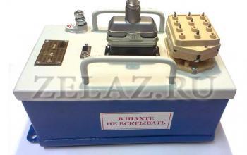 Аппарат защиты от тока утечки АЗУР-4 фото