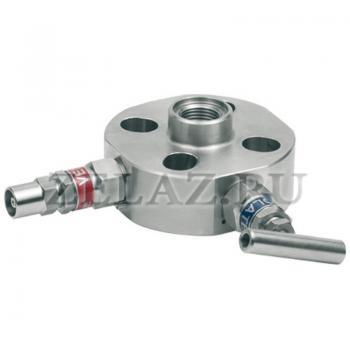 Монофланец для приборов измерения давления 910.80 - фото