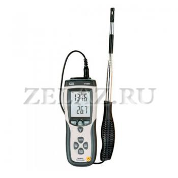 Анемометр цифровой DT-8880 (нагретая струна) - фото