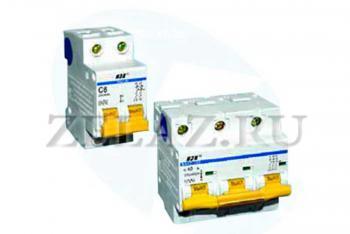 Автоматические выключатели ВА 47-29, ВА 47-100 - фото