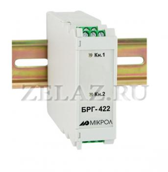 Блок гальванической развязки БРГ-422 - фото