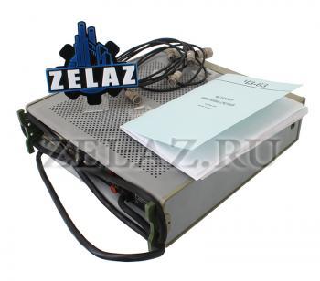 Частотомер электронно-счетный ЧЗ-63 - вид сзади