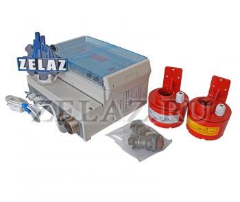 Стационарный сигнализатор газов ДОЗОР-С-2-20-6236-1