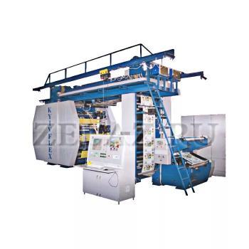 Флексопечатная машина ФДР-1000/8 фото 1