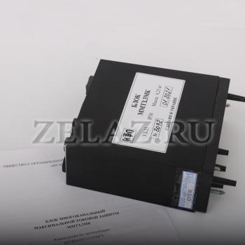 Фото 4 для ММТЗ блока многоканального максимальной токовой защиты