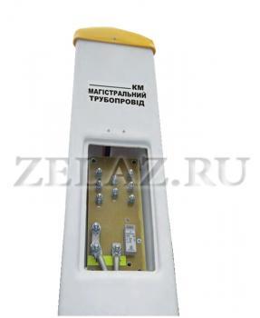 Контрольно-измерительный пункт КИП ПВЕК с устройством УЗЗ - фото