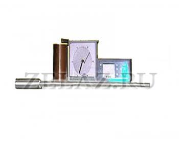 Кондуктометрический концентратометр АЖЭ-8Б - общий вид