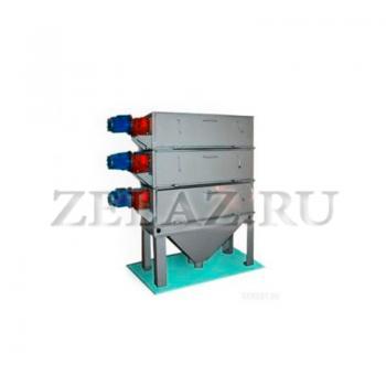 Коронно-электростатический сепаратор ЭКС - фото