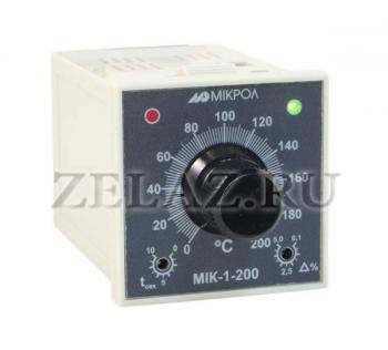 Регулятор МИК-1-200 - фото