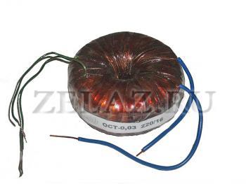 Однофазный трансформатор серии ОСТ -  фото