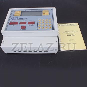 Преобразователь тензометрический весовой ПТВ-3К - общий вид
