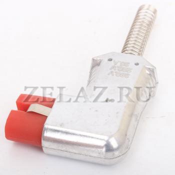 Разъем (ZA 729 Si) двухконтактный термостойкий - фото 1
