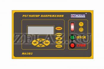 Регулятор напряжения МЛ 382 - фото