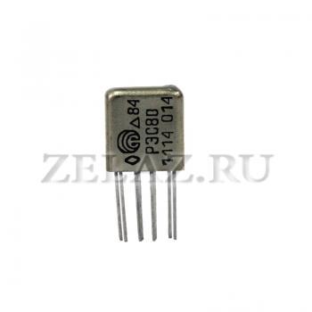 Реле электромагнитное РЭС-80 - фото