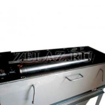 Сухой барабанный магнитный сепаратор ПБС - фото