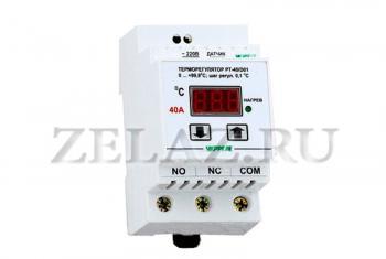 Терморегулятор РТ-40/D1 - фото