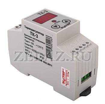 Терморегулятор ТК-3 фото
