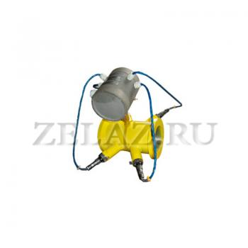 Ультразвуковой счетчик газа ГУВР-011 на давление 15 МПа - фото