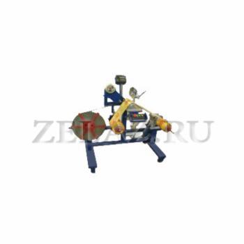 Станок для приклеивания металлической полосы УПП 3/200 - фото