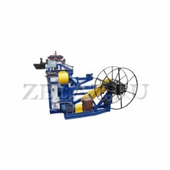 Станок для отмотки стального каната УПСТ2-14-1000 - фото