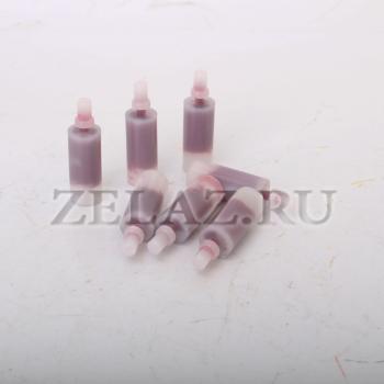 Узел пишущий УПС-07М с красными чернилами - полная комплектация