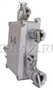 Ящик клеммный ЯК-245132 (вид сбоку)