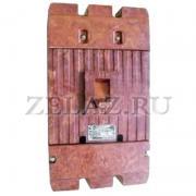 Автоматический выключатель А3792 - фото