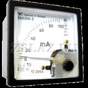 Амперметр ЭА0300 - фото
