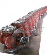 Насос маслопрокачивающий 10Н.00.000 без электродвигателя - фото