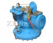 Регулятор давления газа РДГ - фото