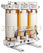 Трехфазные сухие силовые трансформаторы ТС - фото