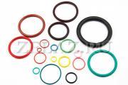 Кольца резиновые ГОСТ 9833-73, ГОСТ 18829-73 - фото