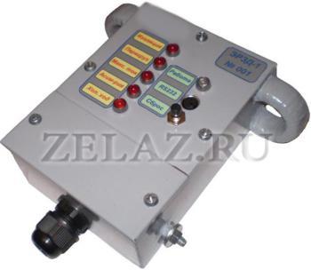 Электронное реле защиты двигателя (ЭРЗД) - фото