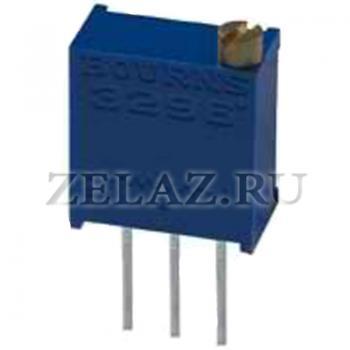 Резисторы переменные-потенциометры - фото