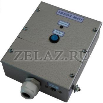 Устройство контроля и повторного запуска электродвигателя (УКПЗЭ-2) - фото