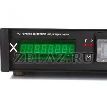Устройство цифровой индикации Ф5290 ближний вид