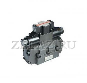 Гидрораспределитель с электро-гидравлическим управлением HP-4WEH-16-J-D24Z5L фото 1