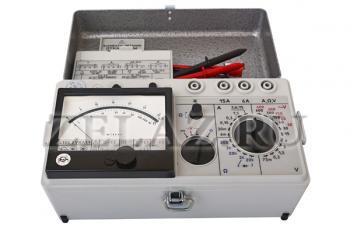 Многофункциональный прибор 4306 - вид сверху