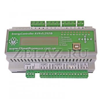 Контроллер для блоков АВР
