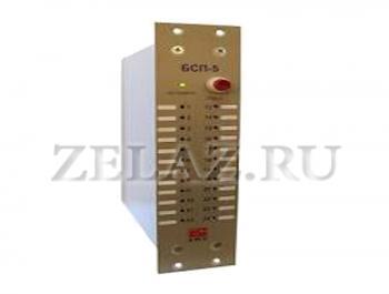 Блок сигнализации БСП-5 - фото