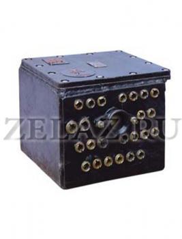 Блок соединительный взрывобезопасный БСВ-1 - фото