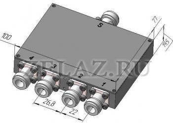 Делители мощности  ELZ  095-215 - фото